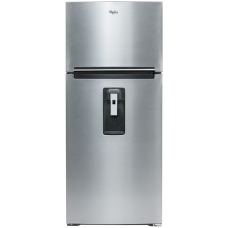 18 Cu.Ft. Whirlpool Two Doors Refrigerator Stainless Steel LWT1860A